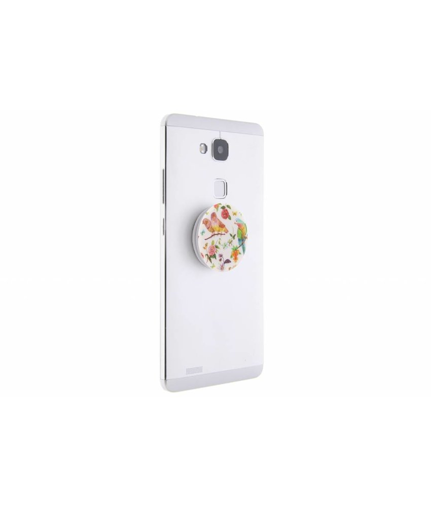 PopSockets Birds Flowers design
