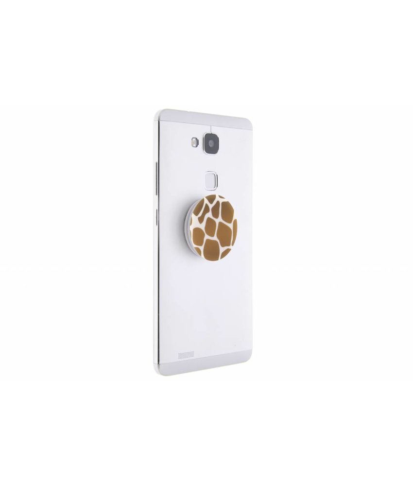 PopSockets Dierenprints Giraffe design