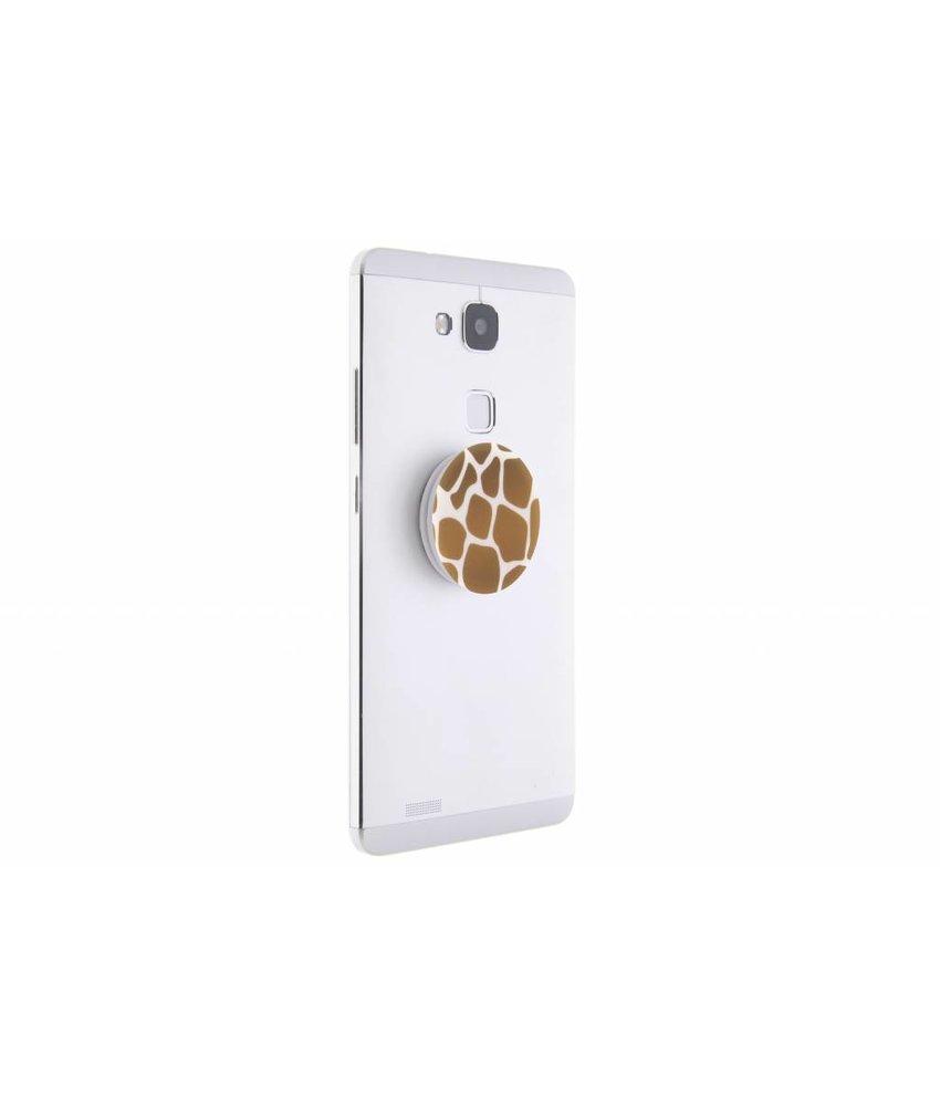 PopSockets Dierenprints Giraffe design