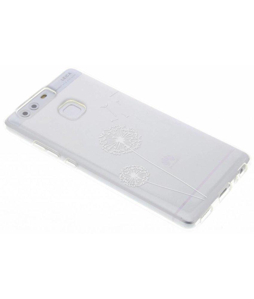Transparant festival TPU hoesje Huawei P9