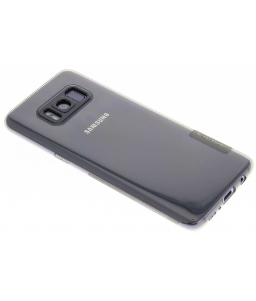 Nillkin Grijs Nature TPU case Samsung Galaxy S8