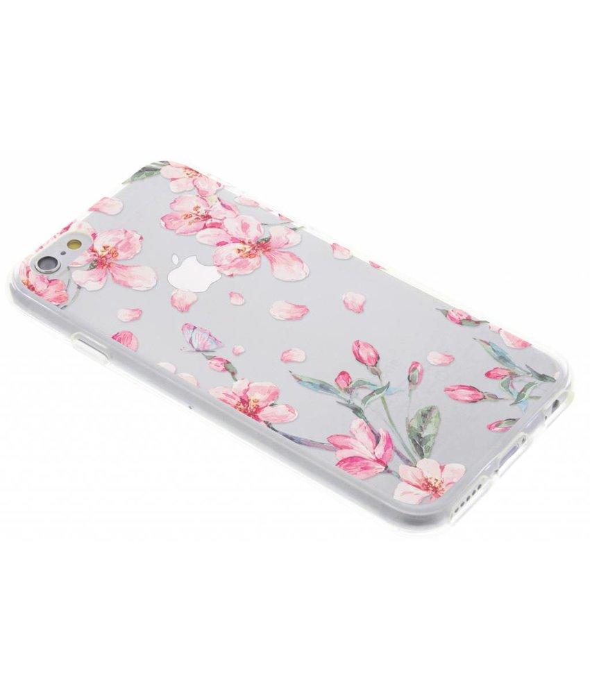 Bloesem TPU hoesje iPhone 6 / 6s