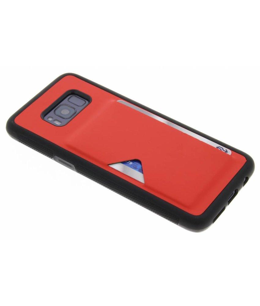 Dux Ducis Rood Cardslot Hardcase Samsung Galaxy S8