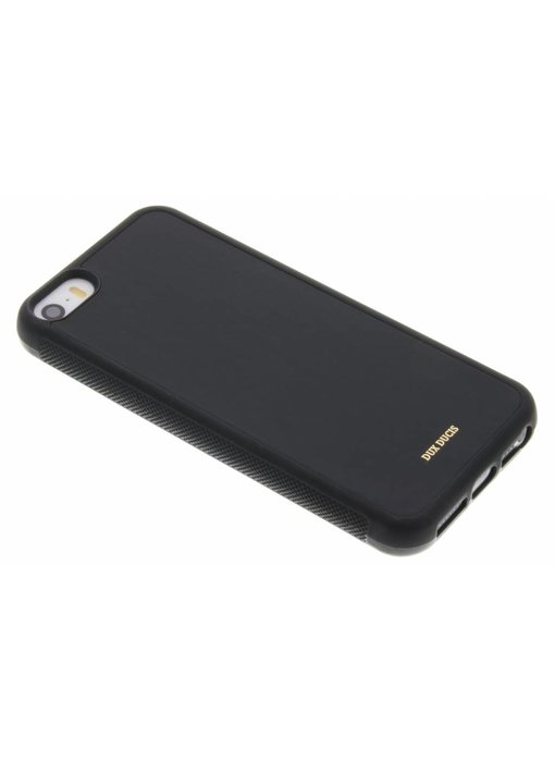 Dux Ducis Zwart Cardslot Hardcase iPhone 5 / 5s / SE
