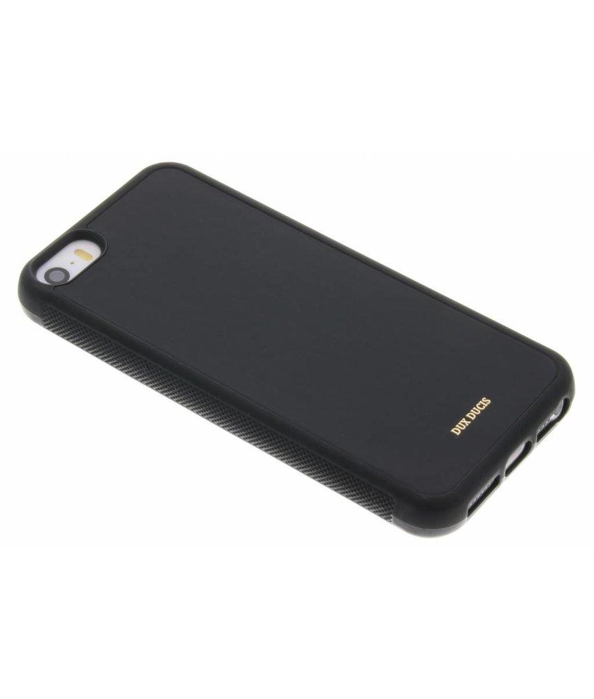 Dux Ducis Zwart Pocard Case iPhone 5 / 5s / SE