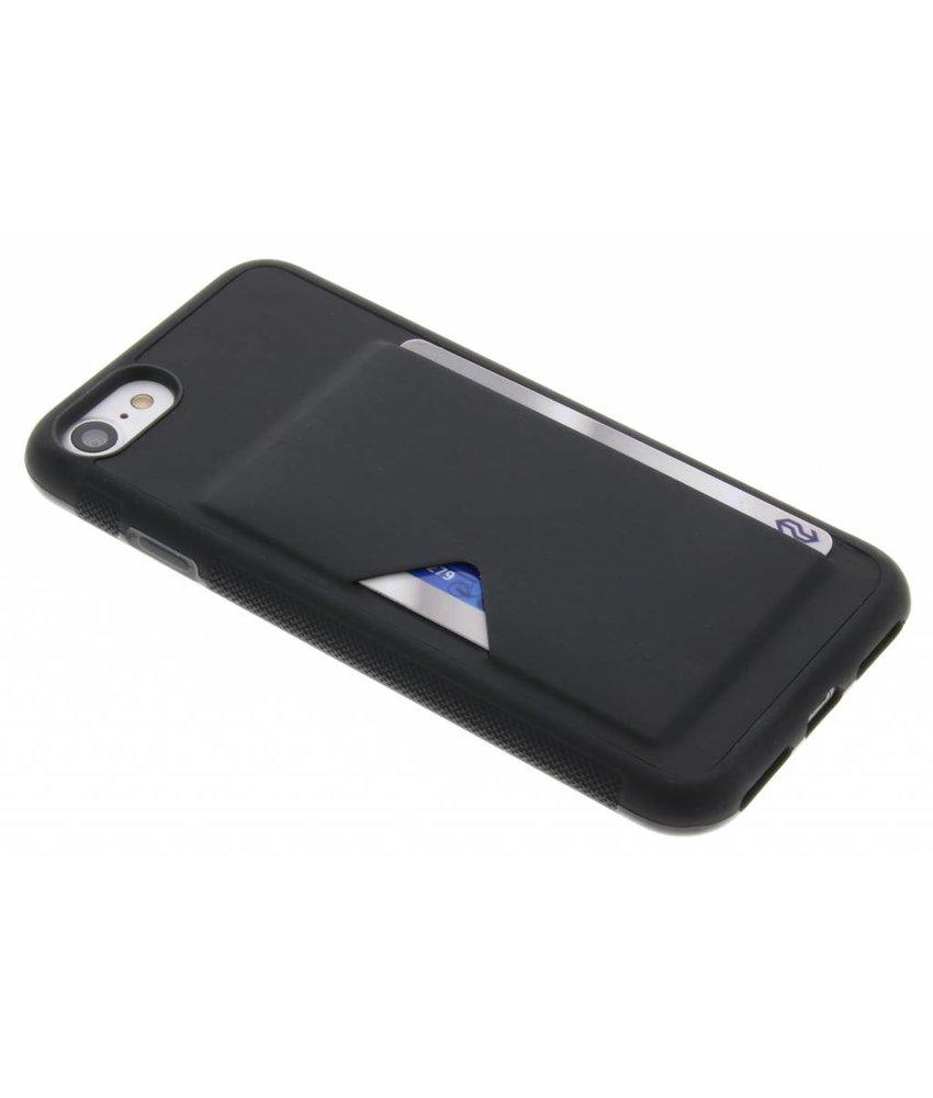 Dux Ducis Zwart Cardslot Hardcase iPhone 8 / 7