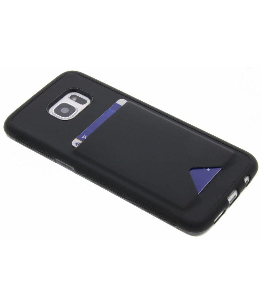 Dux Ducis Zwart Cardslot Hardcase Samsung Galaxy S7 Edge