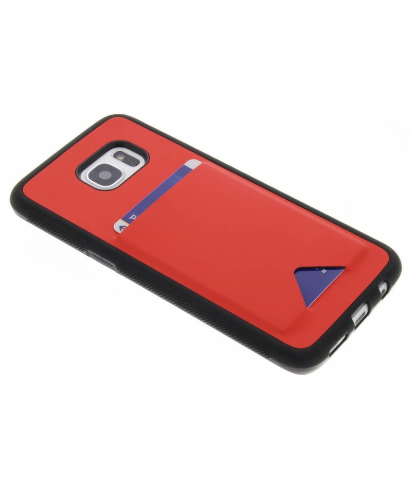 Dux Ducis Rood Cardslot Hardcase Samsung Galaxy S7 Edge