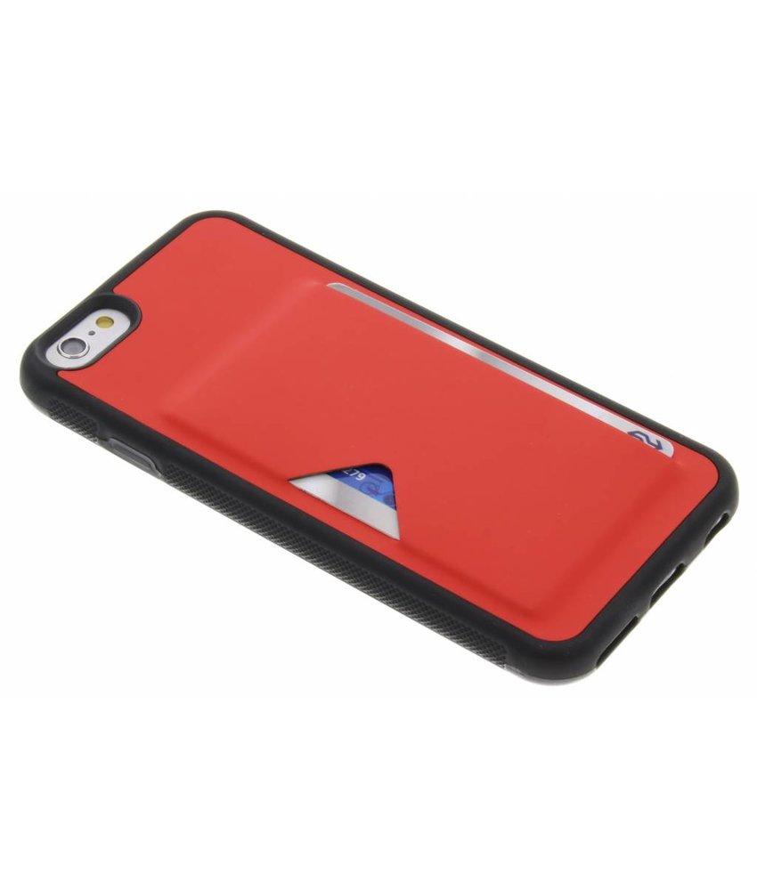 Dux Ducis Rood Cardslot Hardcase iPhone 6 / 6s