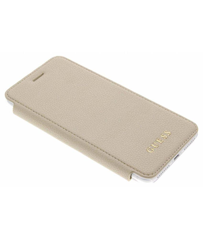 Guess Transparent Back Foliocase iPhone 7 Plus / 6s Plus / 6 Plus