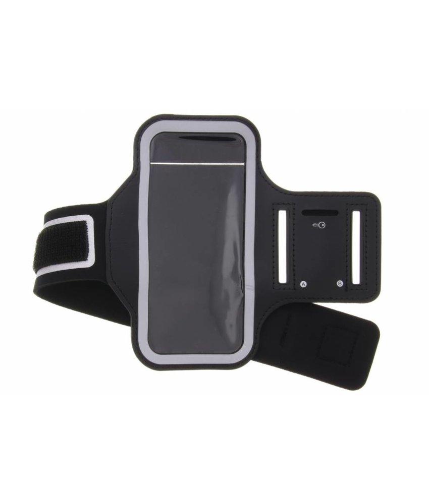 Zwart sportarmband Huawei P10 Lite