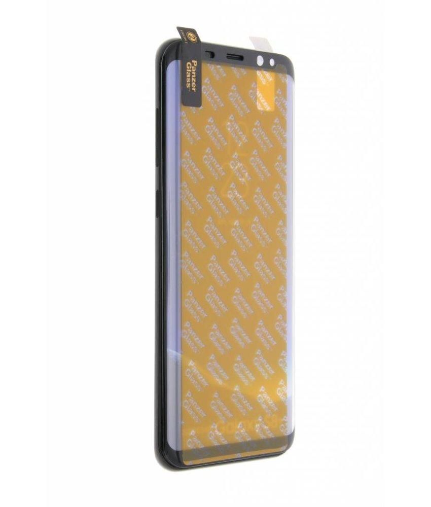 PanzerGlass Zwart Premium Screenprotector Samsung Galaxy S8 Plus