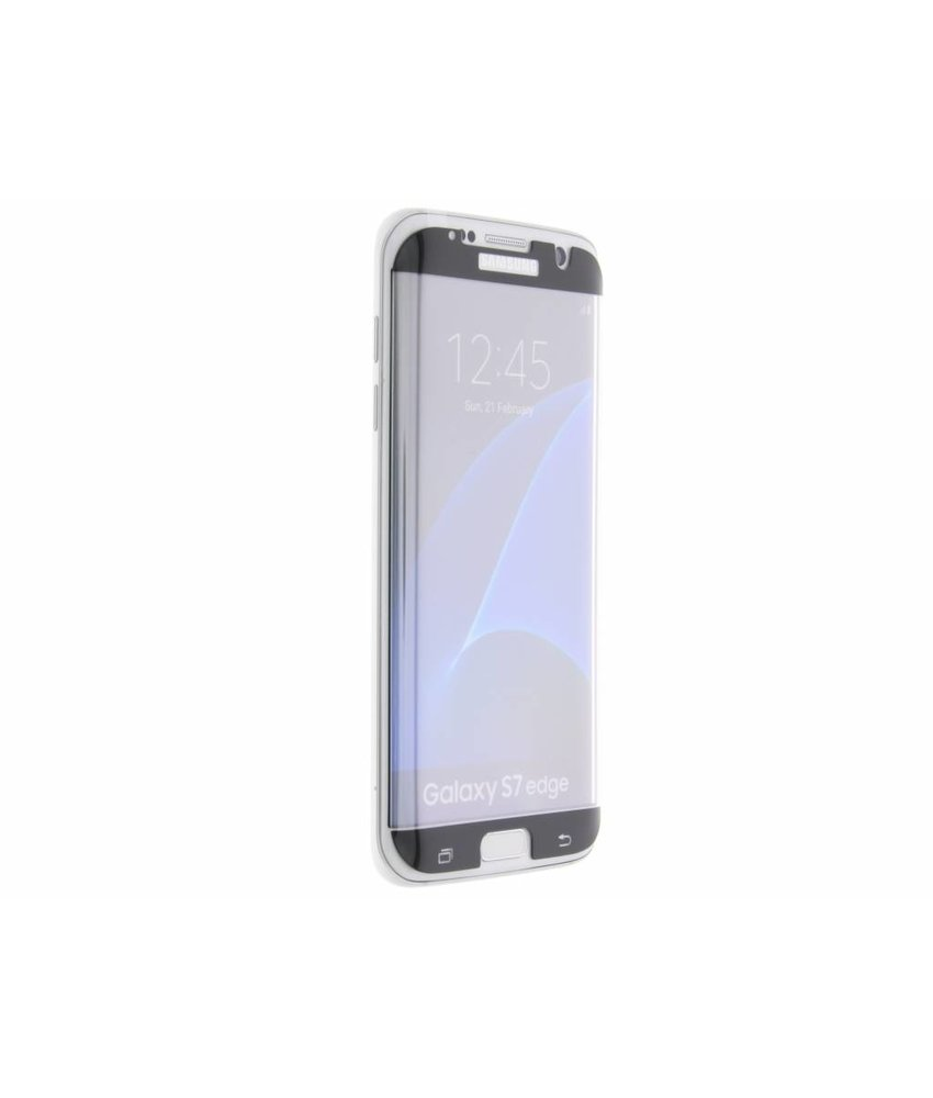 Gehard glas case friendly screenprotector Galaxy S7 Edge