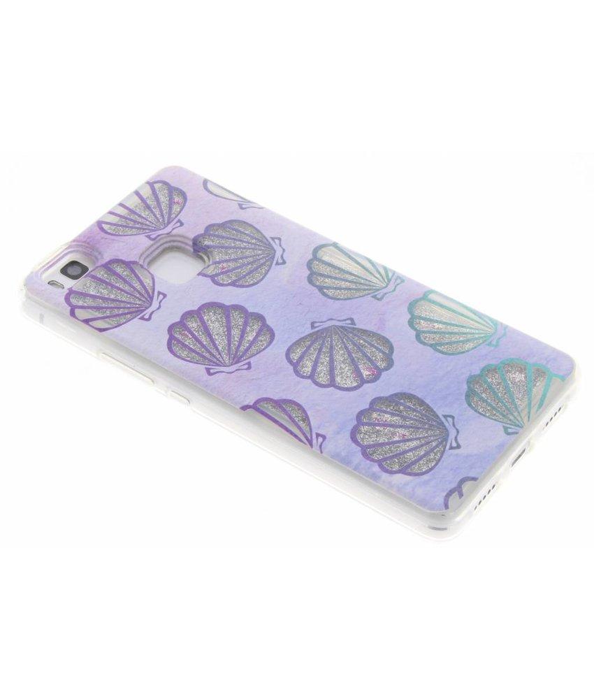 Shells Glittercase Huawei P9 Lite