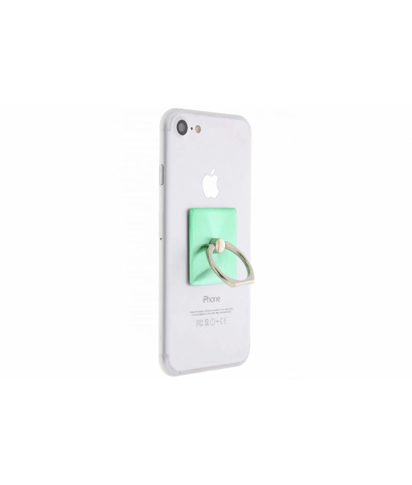 Groen mobile phone ring stand universeel
