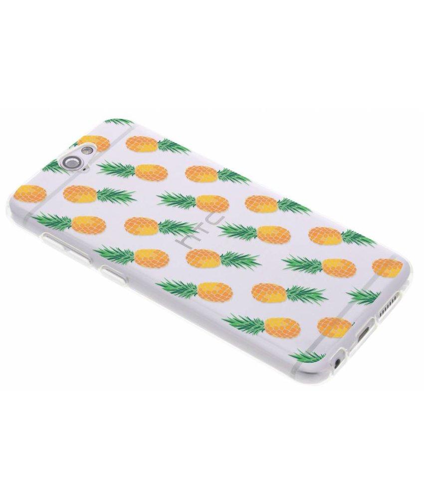 Transparant fruit design TPU hoesje HTC One A9