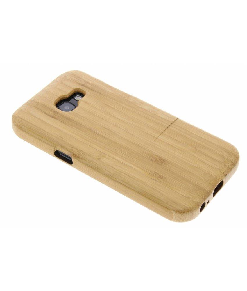 Echt houten hardcase hoesje Samsung Galaxy A5 (2017)