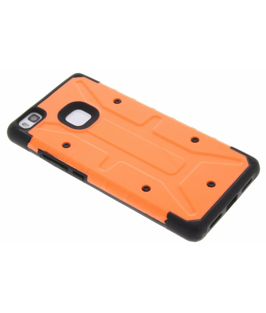 Oranje xtreme defender hardcase Huawei P9 Lite