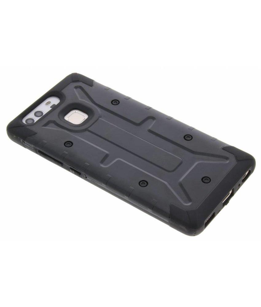 Zwart Xtreme defender hardcase Huawei P9