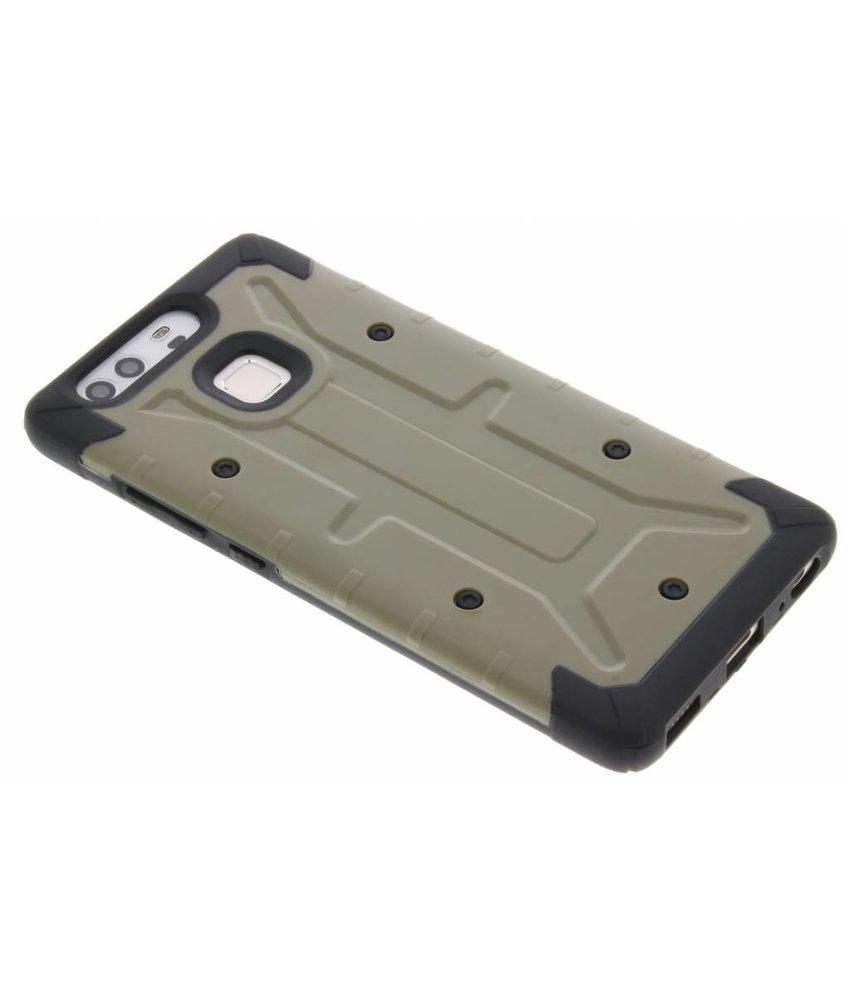 Groen Xtreme defender hardcase Huawei P9