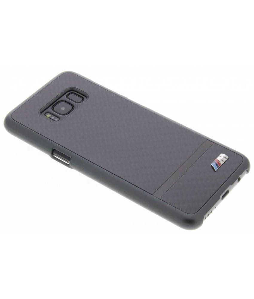 BMW Zwart M Carbon Stripe Hard Case Samsung Galaxy S8