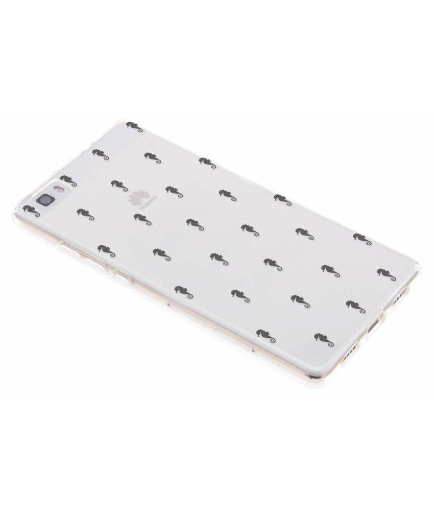 Dieren design TPU hoesje Huawei P8 Lite