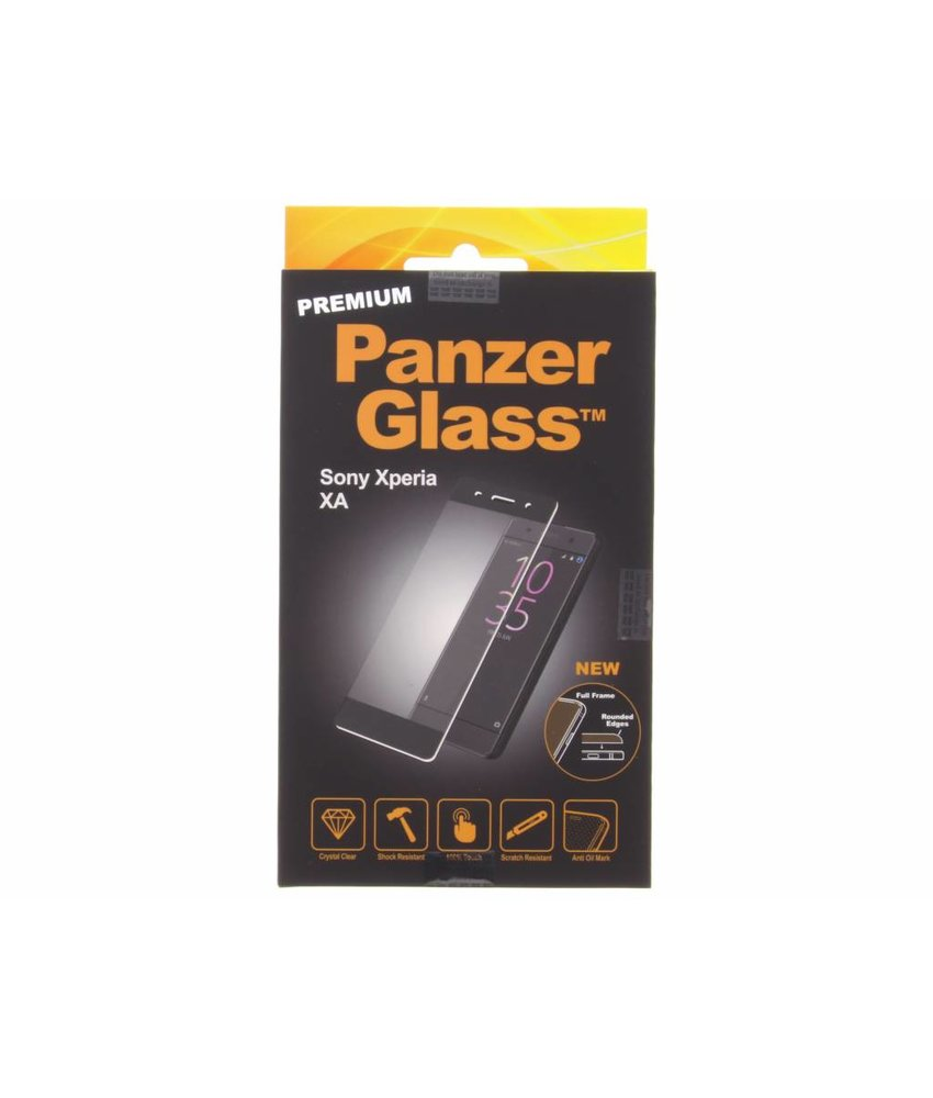 PanzerGlass Premium Screenprotector Sony Xperia XA - Black