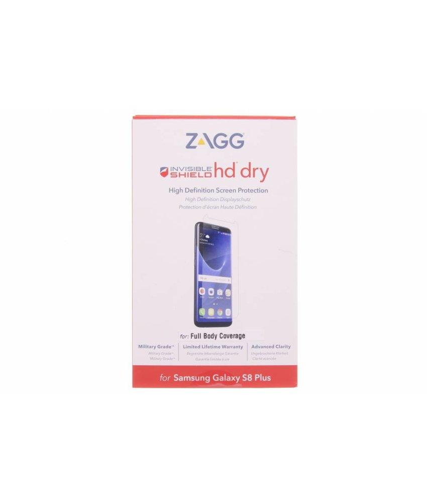 ZAGG Invisible Shield HD Dry screenprotector Galaxy S8 Plus