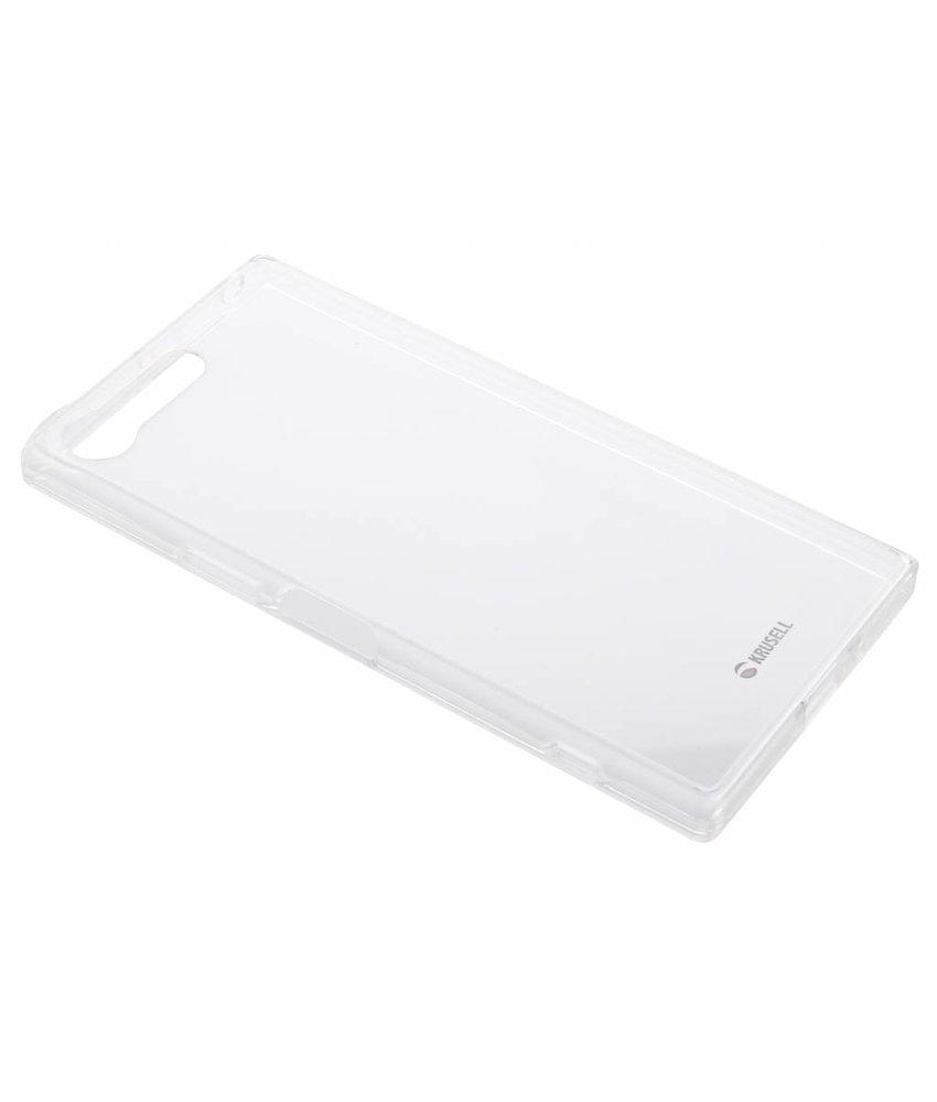 Krusell Kivik ClearCover Sony Xperia XZ Premium