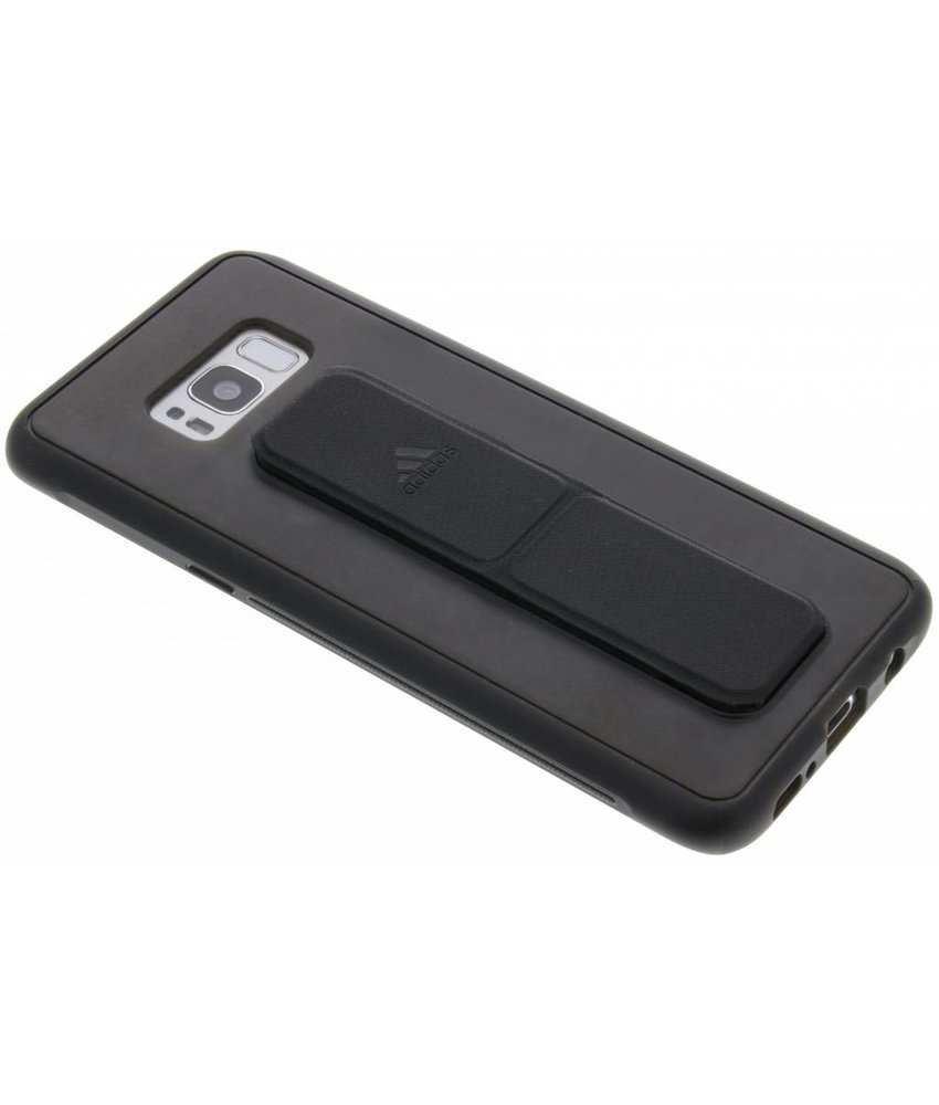 adidas Sports Zwart Grip Case Samsung Galaxy S8 Plus