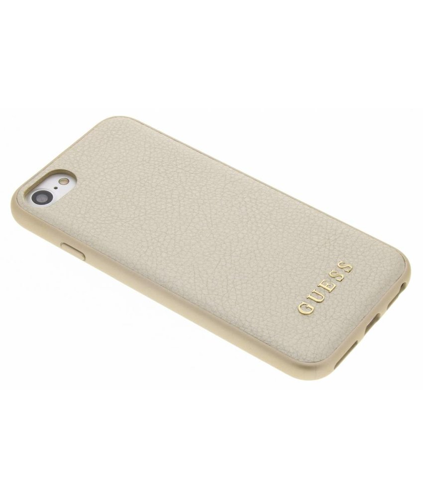 Guess Goud IriDescent Hardcase iPhone 8 / 7