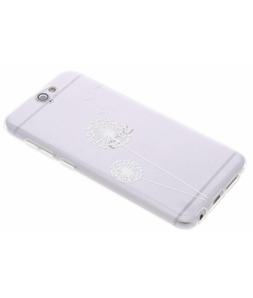 Transparant festival TPU hoesje HTC One A9