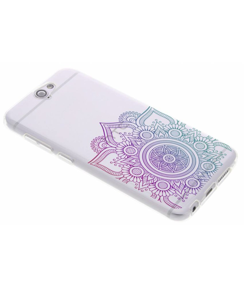 Mandala design TPU hoesje HTC One A9