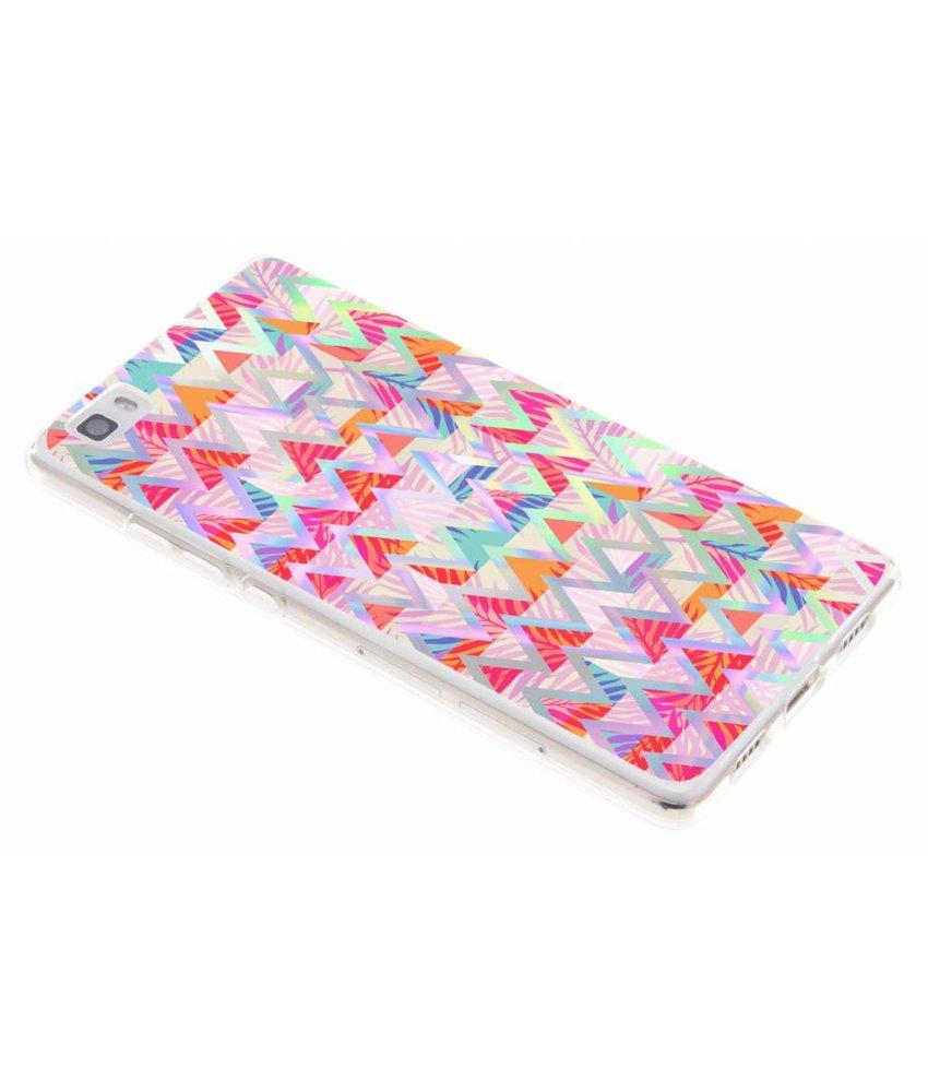 Holographic design case Huawei P8 Lite