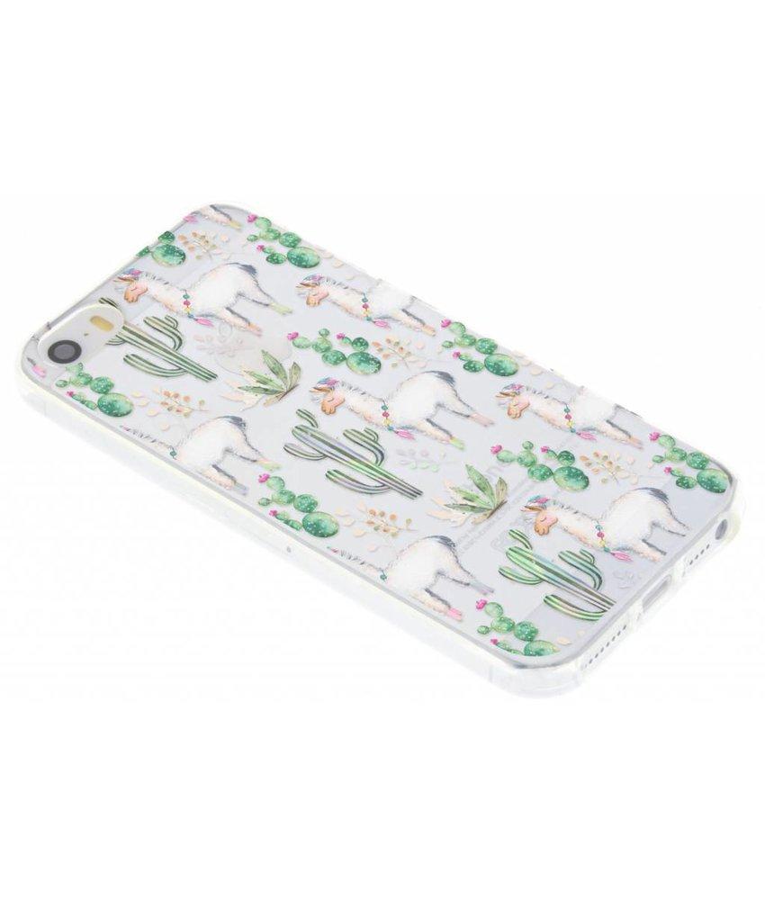 Holographic design case iPhone 5 / 5s / SE