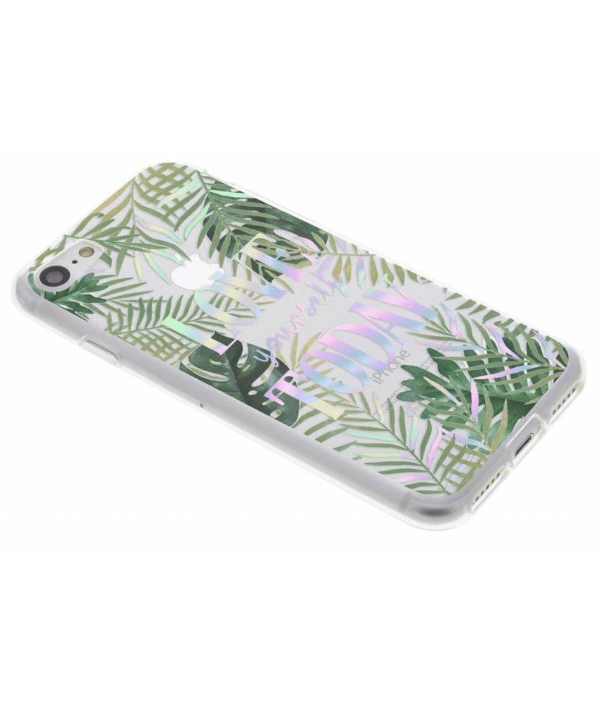 Holographic design case iPhone 8 / 7