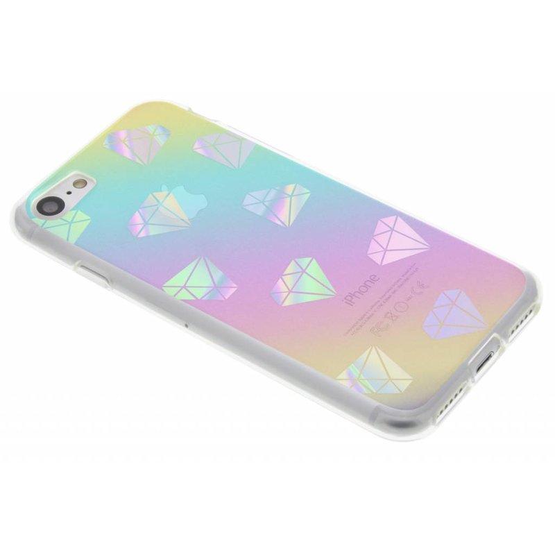 Holographic design case iPhone 7