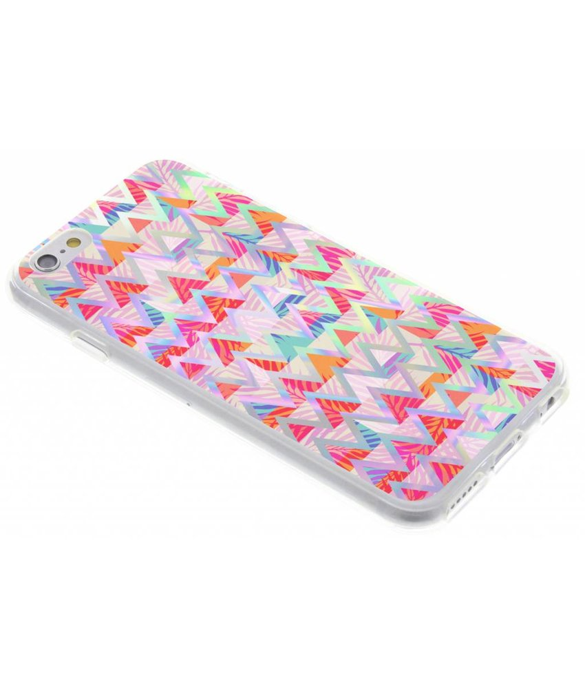 Holographic design case iPhone 6 / 6s