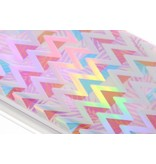 Holographic colorful case voor de iPhone 6 / 6s