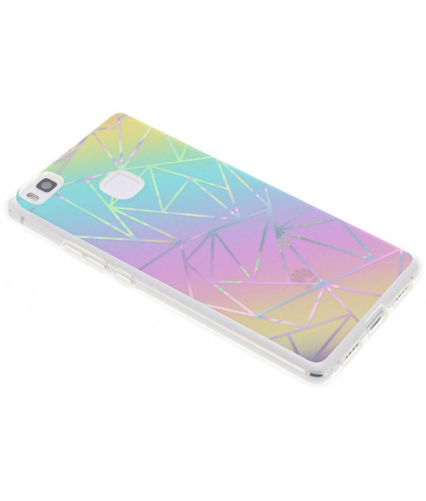 Holographic design case Huawei P9 Lite