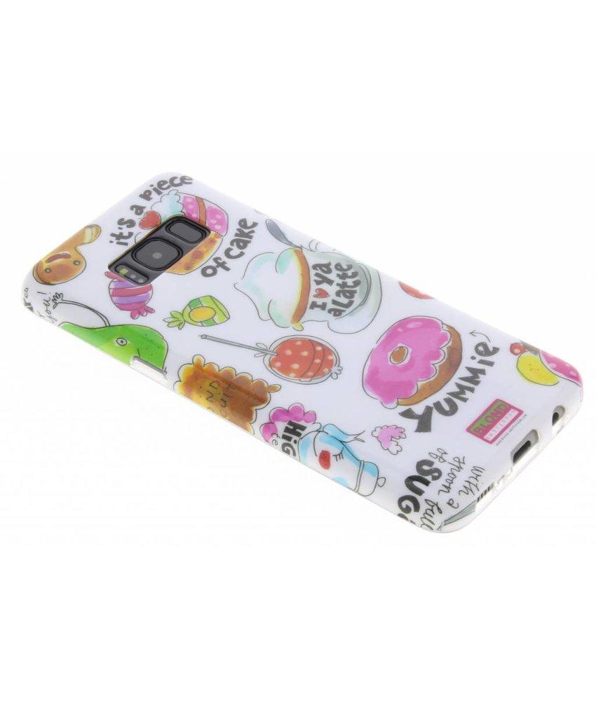 Blond Amsterdam Piece of cake softcase Samsung Galaxy S8