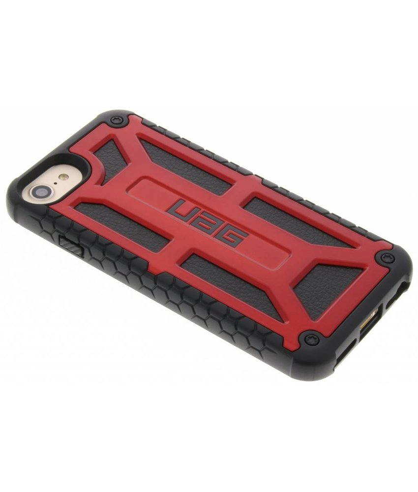 UAG Rood Monarch Case iPhone 8 / 7 / 6s / 6