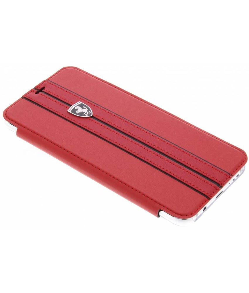 Ferrari Rood Book Cover Samsung Galaxy S8 Plus