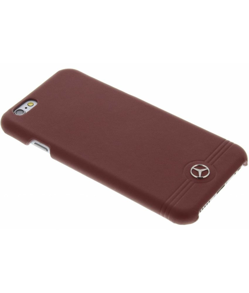 Mercedes-Benz Pure Line Leather Hard Case iPhone 6 / 6s