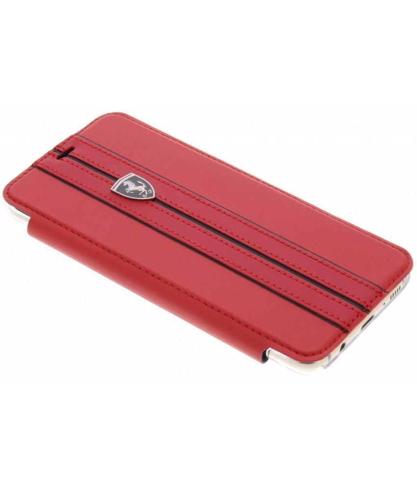 Ferrari Rood Book Cover Samsung Galaxy S8