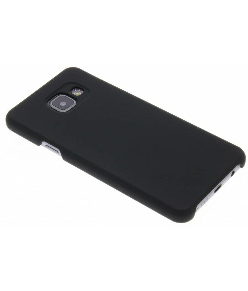Zwart Luxe hardcase hoesje Samsung Galaxy A3 (2016)