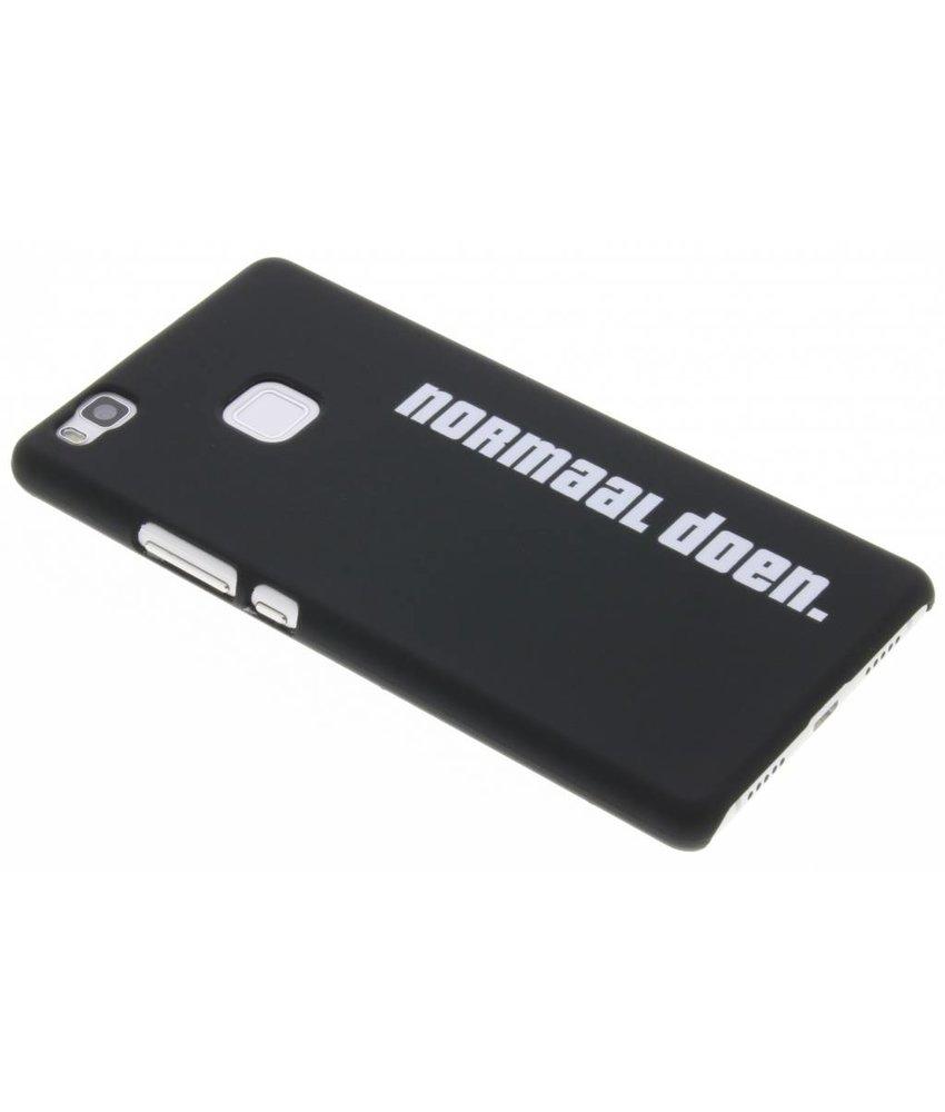 Design hardcase hoesje Huawei P9 Lite