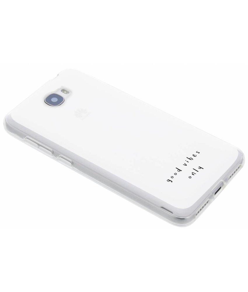 Design TPU hoesje Huawei Y5 2 / Y6 2 Compact
