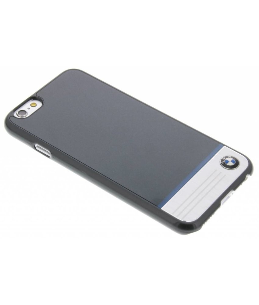 BMW Hard Case Aluminium Plate iPhone 6 / 6s