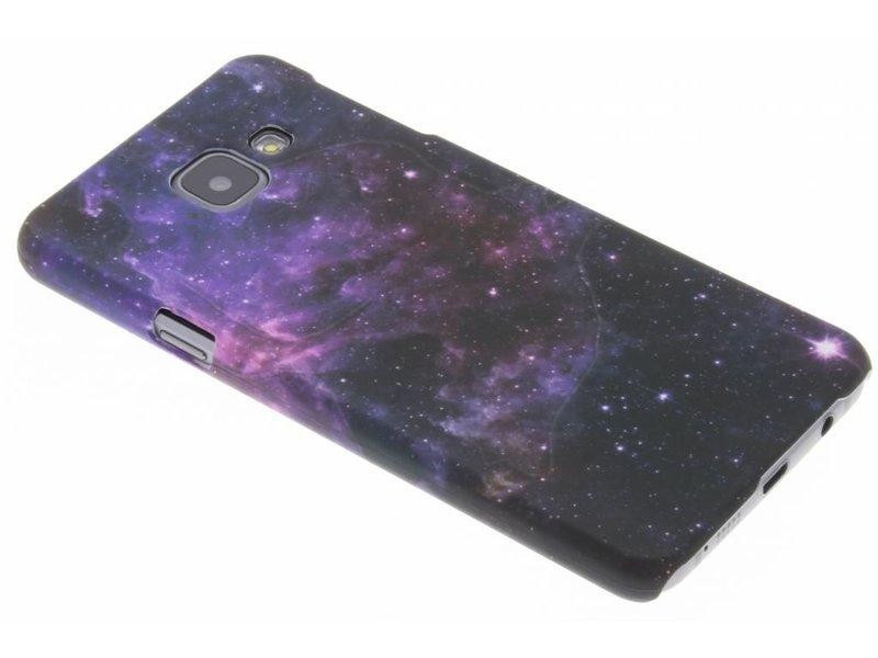La Conception De Cosmos Couverture Étui Rigide Pour Samsung Galaxy A3 (2016) arGGo